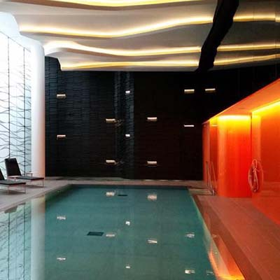 Cannaletto Swimming pool , London 3
